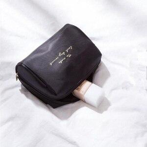 UOSC женская косметичка, для путешествий, для макияжа, Твердая Сумка, Модный женский чехол для макияжа, наборы органайзер, сумка для туалетных принадлежностей, Прямая поставка