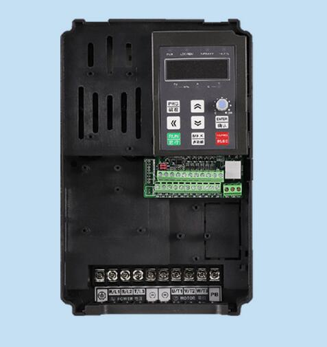 все цены на Single phase 220V input to 380V output 11KW general inverter / three-phase 380 asynchronous motor speed regulator онлайн