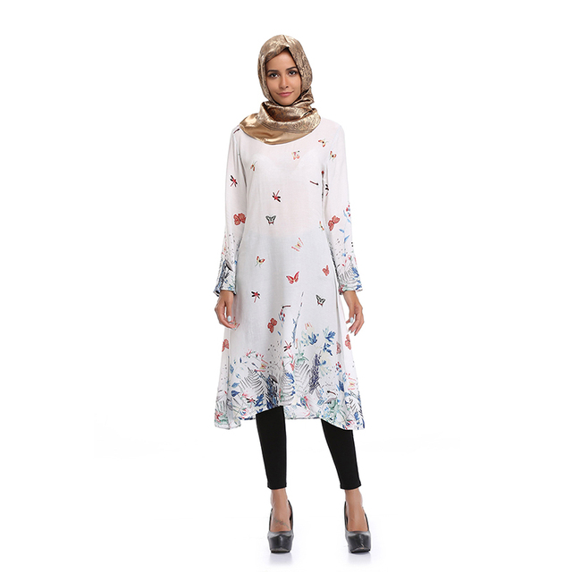 Fashion dress muslim 2018