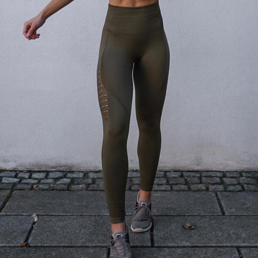 0ce4255b1b720 Super Stretchy High Waist Tight Sports Gym Pants - Womens Athleisure ...