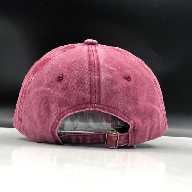 Gorra de béisbol bordado curvo