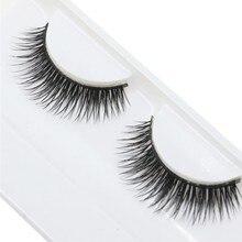 Природной плотная курс очаровательные накладные ресницы лучший  красоты пара макияж