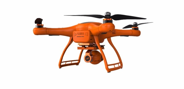 Wingsland Scarlet Minivet drone with camera 5.8G Quadcopter FPV GPS Drone with HD 1080P Camera,100% original  shipping with dhl 6