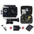 Oringal F60 wifi Desporto radical Action Camera 4 K Mini Cam gravador de Marinha Mergulho esporte câmera gopro hero 4 estilosantes