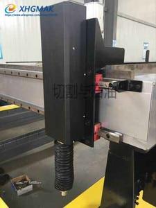 Image 2 - 200mm נסיעות 2150 mm/min CNC פלזמה חיתוך מרים Z ציר nema 23 מנוע צעד + אנטי התנגשות מהדק + 2pcs קרבה מתגי