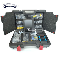 LAUNCH X431 HD iii Heavy Duty Truck Diagnostic Scanner Tool with X431 V+ pro3 PAD II Android HD3