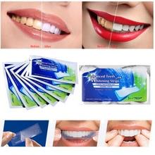 New 2pcs/bag Dental Teeth Whitening Strips