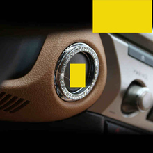 цена на lsrtw2017 crystal diamond car engine start stop button ring for lexus gx460 lx570 es200 es250 es300h rx200t rx350 rx450h nx200t
