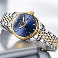JSDUN Fashion Women Watches High quality Japan movement Automatic watch Ladies Luxury Mechanical watches relogio feminino Clock