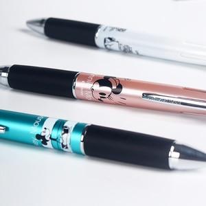 Image 3 - 1個限定日本三菱ユニSN 101マルチカラーペン多機能カラーペン4色のボールペン + 鉛筆