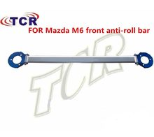Roll Bar SMY Tcr PER MAZDA M6 Trolley Cavallo 6 Bilanciamento Pole Rafforzare Il Corpo Vettura Sistema di Sospensione, tetto di Modifica Dell'automobile(China)