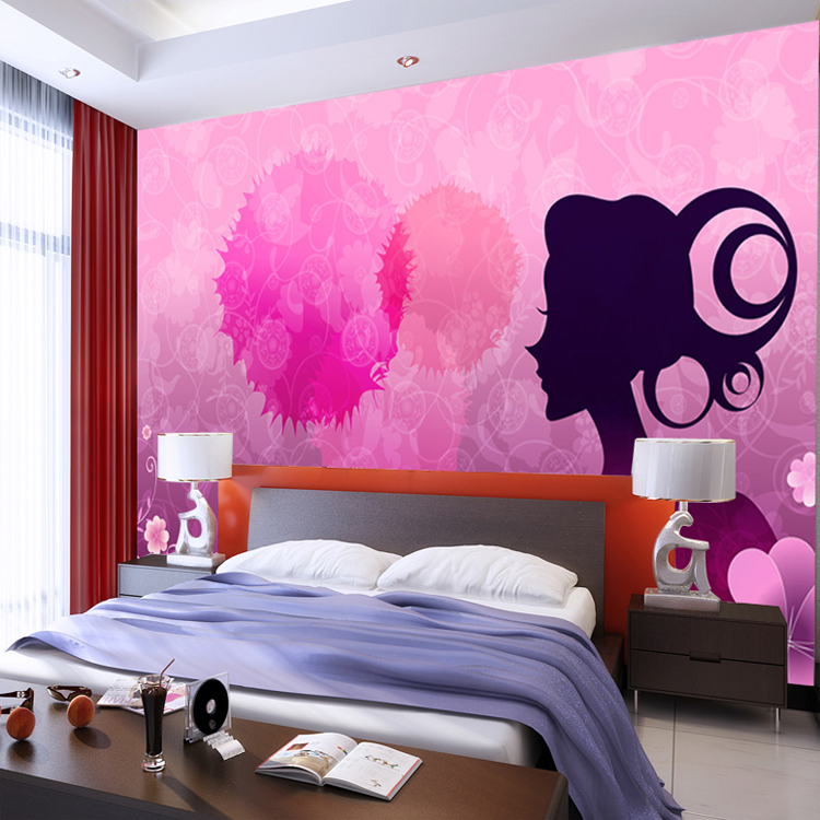 Custom 3D stereoscopic large mural wallpaper bedroom living room sofa backdrop wall paper modern abstract landscape personality landscape 3d ceiling smallpox large mural wallpaper ktv hotel bedroom living room backdrop wallpaper