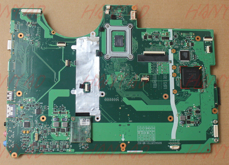 MBASZ0B001 6050A2207701-MB-A02 For ACER 8930g 8930 Laptop Motherboard PM45 DDR3 PGA 478 100% tested