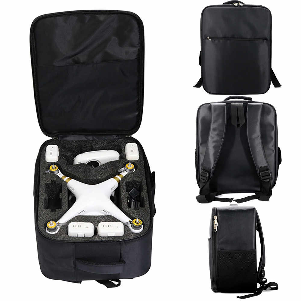 Professional Backpack Bag For DJI Phantom 3S 3A 3SE 4A 4 4Pro Carrying Bag Shoulder Case Backpack Bags Drop Shipping 611#2