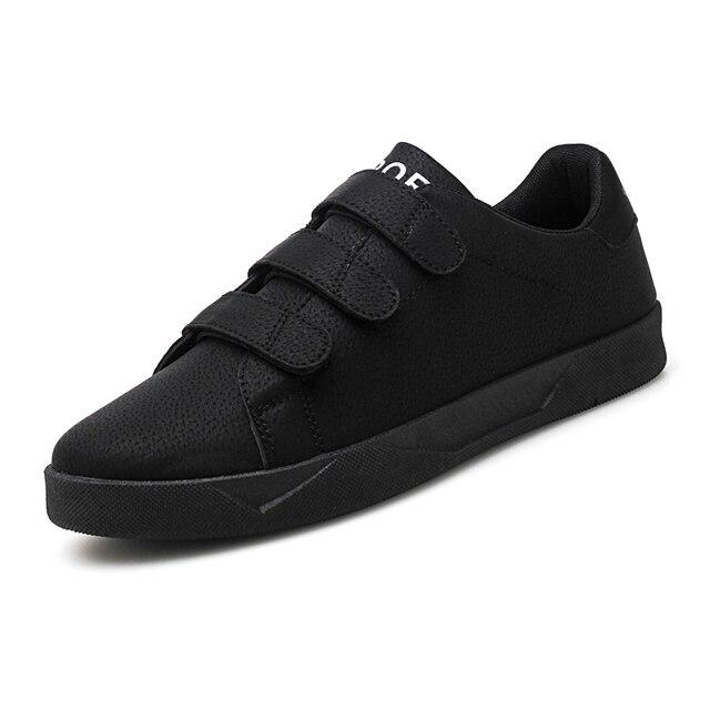 2018 Nueva Llegada De Moda De La Marca De Ropa Casual Facil Zapatos Zapatillas De Deporte De Los Hombres Calzado De Hombre Jovenes Adultos De La