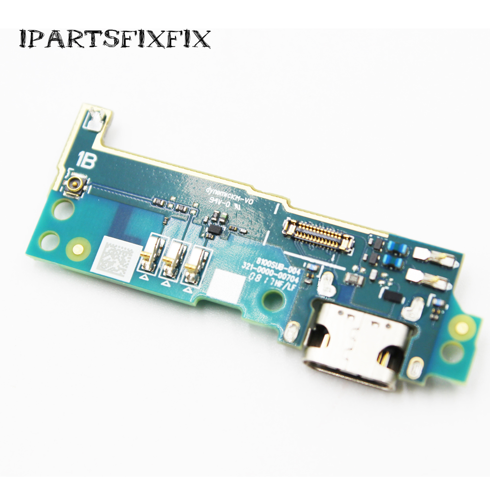 New For <font><b>Sony</b></font> Xperia L1 G3311 <font><b>G3312</b></font> G3313 <font><b>USB</b></font> Charge Port Connector Charging Board charging flex Mic Flex Cable image