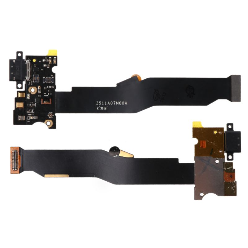 Flex Cable Micro Dock Port Connector Board USB Charging Port Tail Wire Replacement for Xiaomi 5S in Mobile Phone Flex Cables from Cellphones Telecommunications