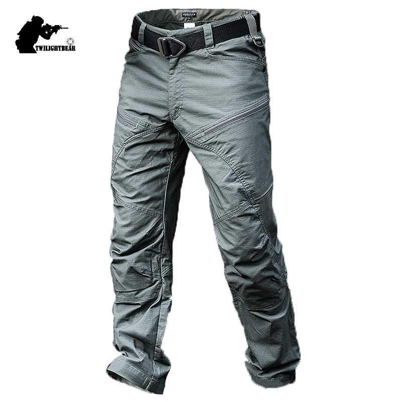 Брендовые новые мужские тактические брюки мужские армейские военные униформы Morality водонепроницаемые брюки карго мужские высококачественные комбинезоны BY311