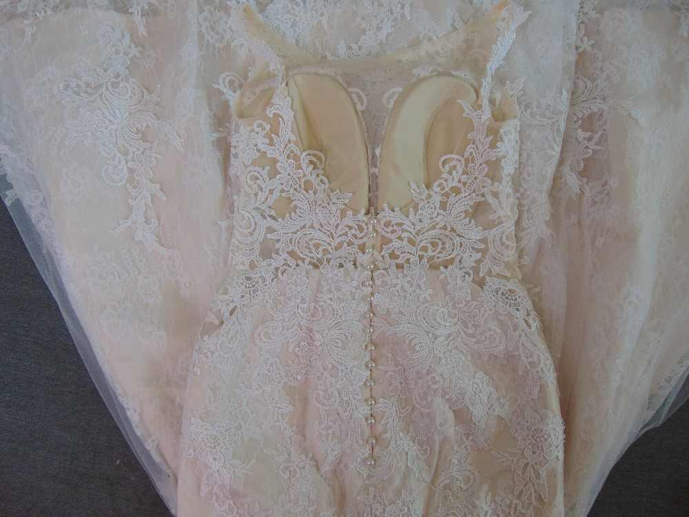 Colher Lace Sereia Do Vestido de Casamento Vestido de noiva Robe de mariee abiti da sposa Trem Tribunal Vestidos de Casamento com Apliques de Renda