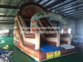 2016 new Factory direct Inflatable slide, inflatable castle, Pirate Slides KY-102