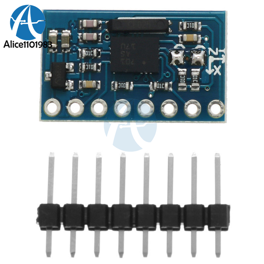 GY-BNO055 9DOF 9-axis BNO055 Absolute Orientation Breakout Board Sensor Angle Gyroscope Module IIC Serial Low Voltage RegulatorGY-BNO055 9DOF 9-axis BNO055 Absolute Orientation Breakout Board Sensor Angle Gyroscope Module IIC Serial Low Voltage Regulator