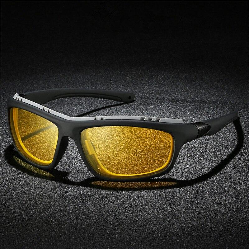 Nova Marca Polarized oculos Óculos De Sol Dos Homens Preto de Viagem Legal Óculos  Óculos de sol Gafas Óculos de Sol Óculos de Alta Qualidade com Menor Preço e03e95b366