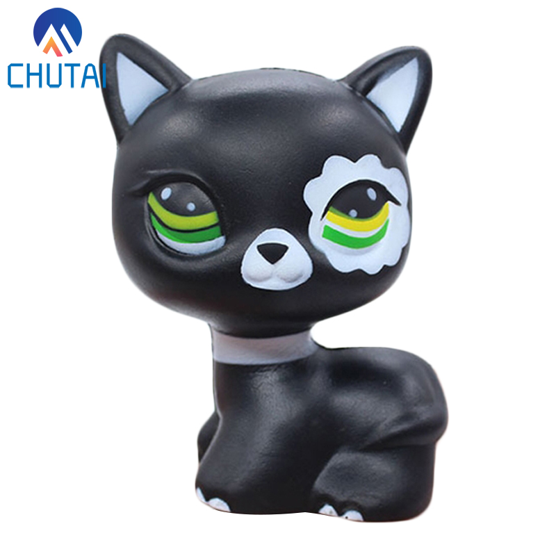 Kawaii Black Kitty Cat Squishy Simulation Bread Scented Stress Relief Squeeze Toys For Baby Kid Party Xmas Gift 11x7x6 CM