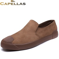 New Arrival Wholesale Men Casual Shoes Spring Fashion Mens Shoes Mens Casual Flock Shoes Casual Breathable