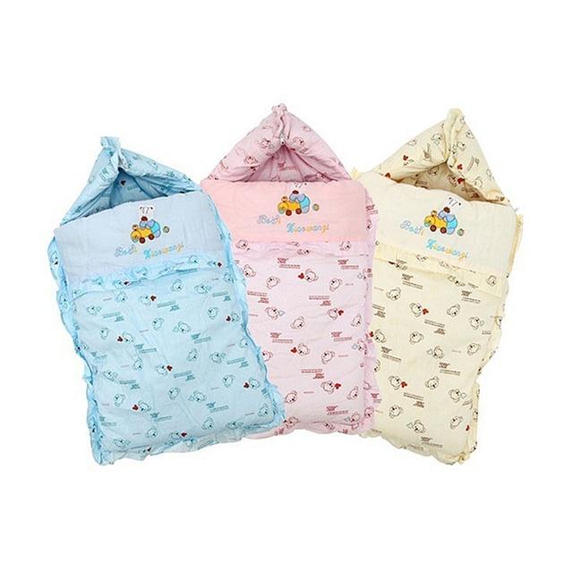 3 Colors Kids Envelope For Newborn Baby Bed Blanket Infant ...