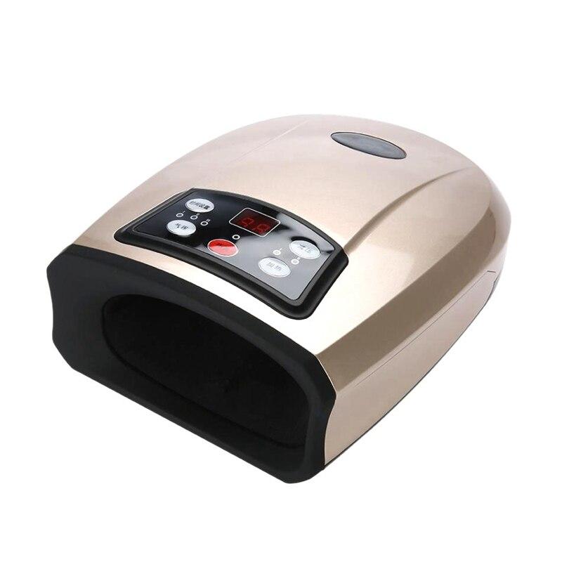 Acupressure elétrica palma mão massageador protetor beleza cuidados com as mãos relaxar ferramentas dedo spa entorpecimento alívio da dor escritório em casa