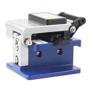 Image 2 - FC 6S Кливер для холодного контакта с 12 лезвиями, металлический материал, FTTH волоконный кабель, резак, нож, инструмент
