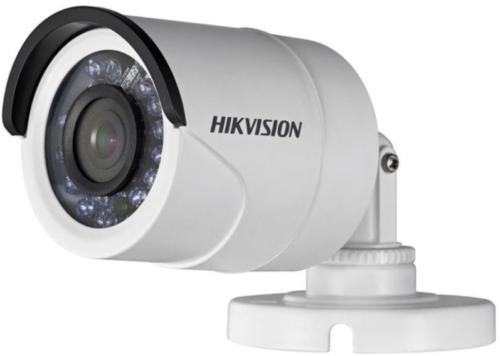Hikvision Turbo HD camera DS-2CE16D1T-IRP HD 1080P IR Bullet Camera 2MP IP66 CCTV Camera hikvision original english version ds 2ce16d1t irp hd1080p ir bullet camera 2mp ip66 weatherproof up the coax cctv camera