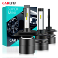 CARLITS Auto Bulbs H4 H1 LED H7 9005 LED 9006 H11 HB2 HB4 Car Headlights 2PCS/Lot 60W 8000Lm 12V 8000k 6500k 4300k 3000k Lamp