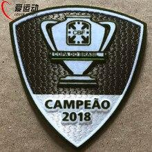 477bf315df7 2018 COPA DO Brasil CAMPEAO crachá 2018 Cruzeiro Brasil copa DOS CAMPEÕES  de futebol crachá(
