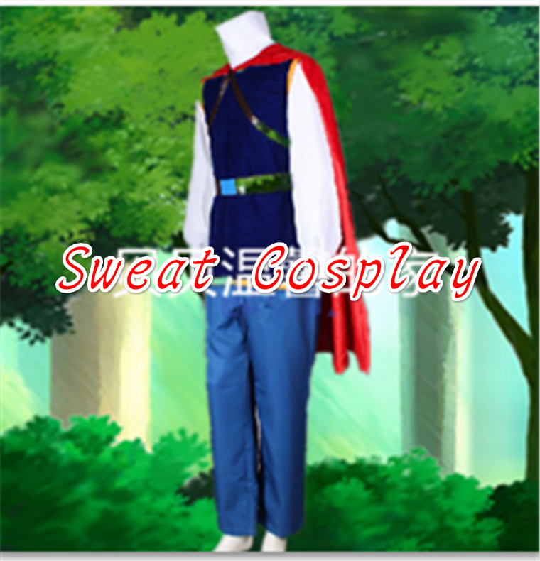 Snow White adult the handsome prince costume Halloween Cosplay Costume-in Movie u0026 TV costumes from Novelty u0026 Special Use on Aliexpress.com   Alibaba Group & Snow White adult the handsome prince costume Halloween Cosplay ...