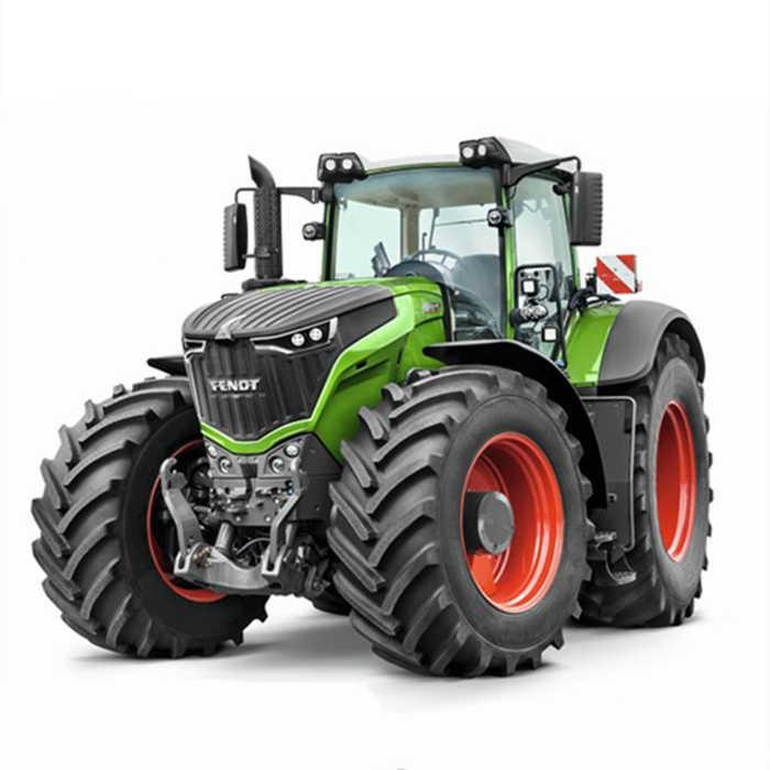 1:16 RC Mobil RC Tractor 2.4G Remote Control Trailer Dump/Panen Teknik Kendaraan RC Model Traktor Pertanian Mainan untuk Anak-anak