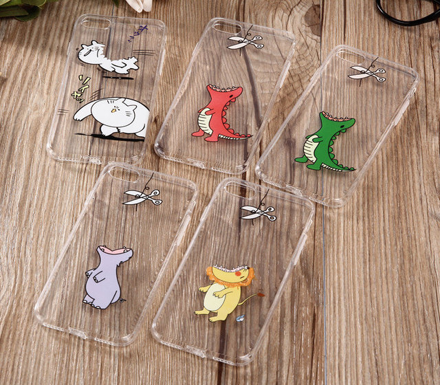 coque iphone 7 dinosaure