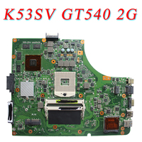 K53SV Motherboard For ASUS K53SV K53S X53SV A53S Mainboard GT540 2G N12P GS A1 REV 3