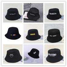 c568627293315c RIGTAER summer men women fisherman's hat tide letters hip hop street Korean  Bucket