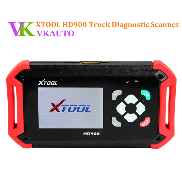 US $185 0 |Aliexpress com : Buy Original Xtool HD900 Heavy Duty OBDII Code  Reader Support SAE J1939 J1708 Protocol Better than PS201 Truck Scan Tool
