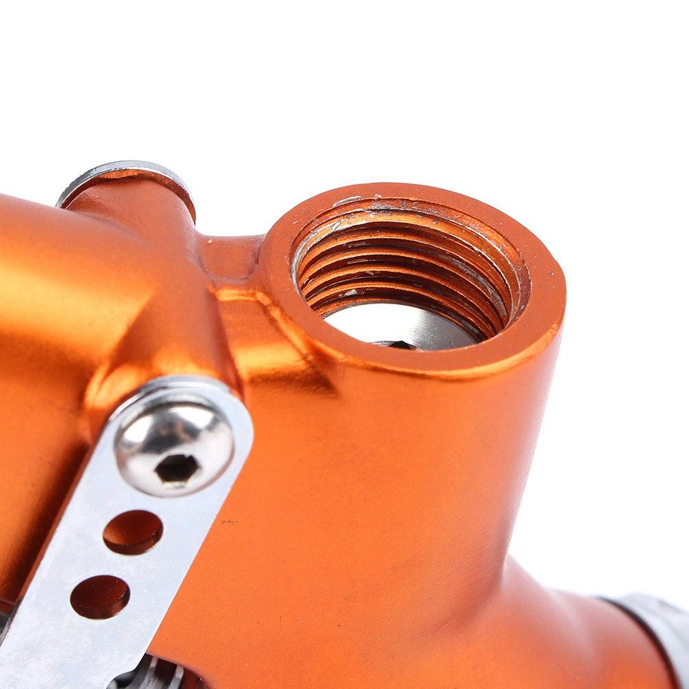 PISTOLA DE PULVERIZACIÓN boquilla de 1,3mm pintura lavado de coche herramienta de reparación de alta eficiencia TE20 repintado de automóviles de oro pintura pistola - 6