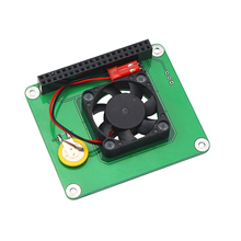 On sale Raspberry Pi 3 Programmable Smart Temperature Control Fan and Power Expansion Board with Dot Matrix Module for Raspberry Pi