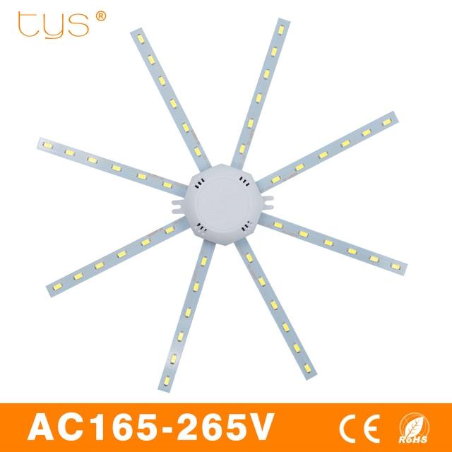 LED Lamp 220V 12W 16W 24W LED Bulb Octopus Light Ceiling Lamp 5730 SMD LED PCB Board Light Source Energy Saving Indoor Lighting