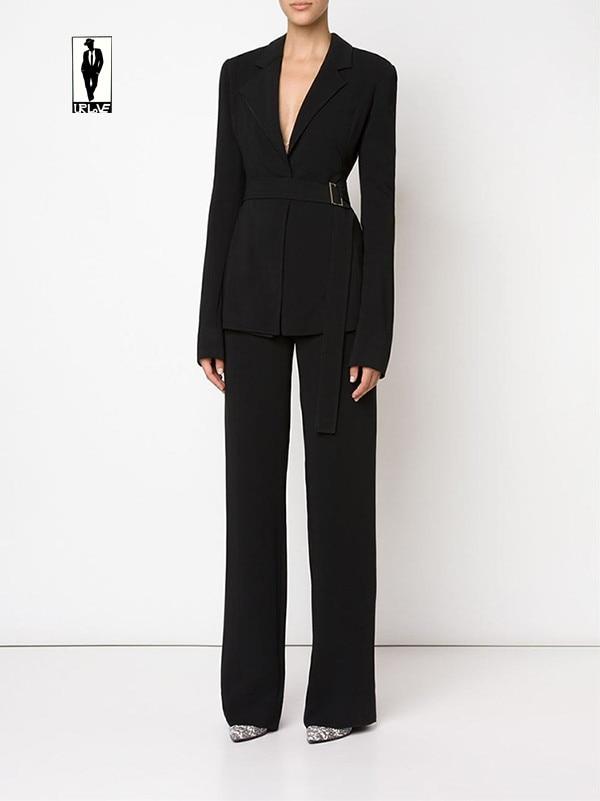 Online Get Cheap Women Black Pant Suit -Aliexpress.com   Alibaba Group