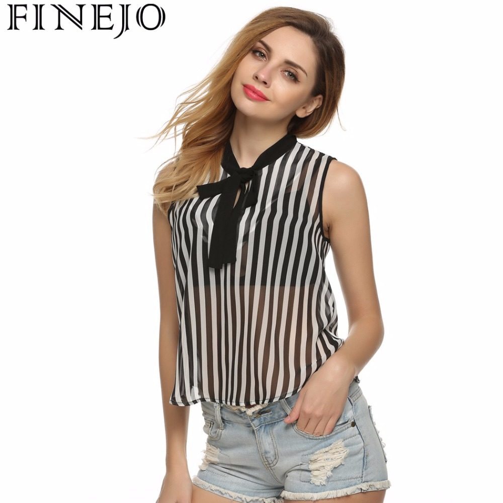 Online Get Cheap Sleeveless Collared Shirt Women -Aliexpress.com ...