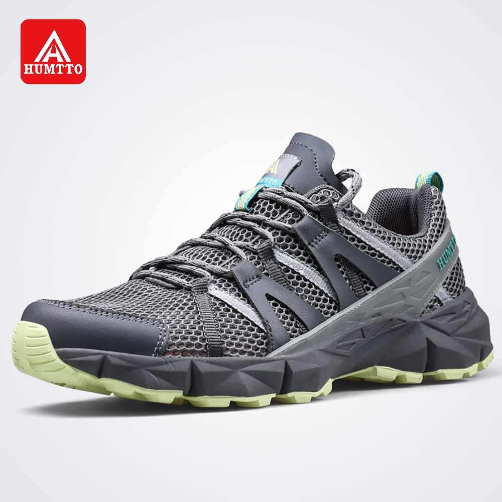HUMTTO Men's Hiking Shoes Breathable
