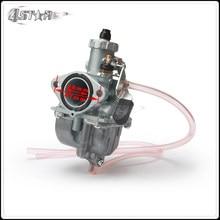 Alto desempenho vm22 pz26 26mm carburador carb para motocicleta sujeira pit bike atv quad 110cc 125cc140cc motocross