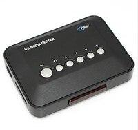 5pcs Lot Multimedia TV Box HDD Media Player Video Players Support HD Drive USB SD MMC