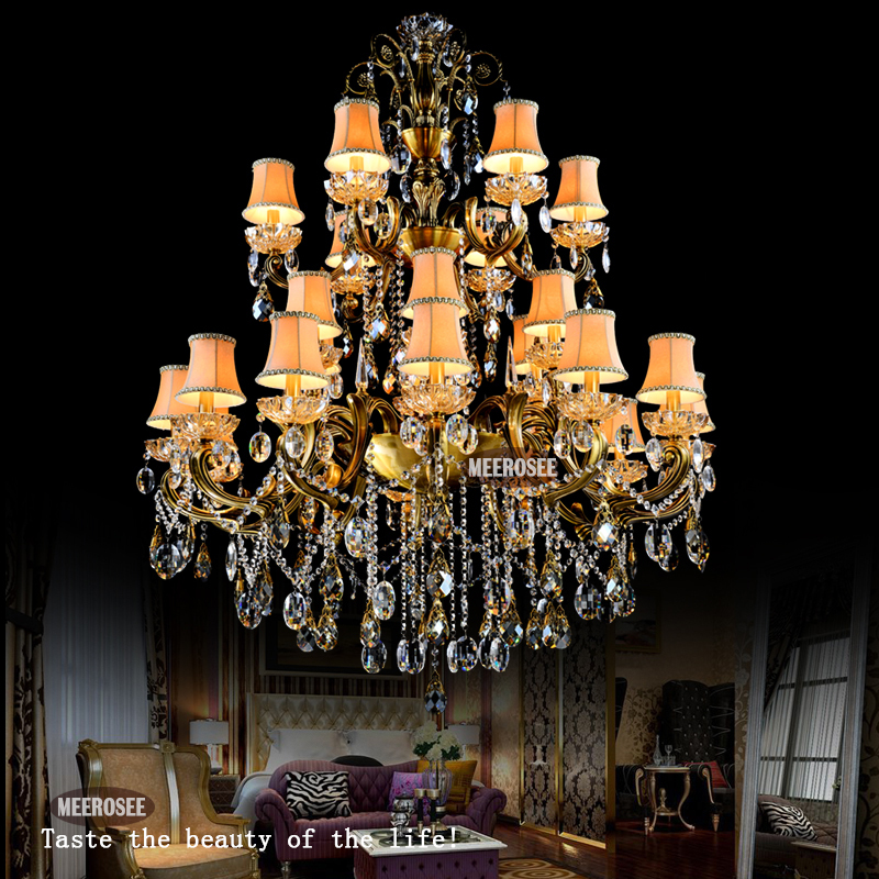 Lighting Fixture Store: Aliexpress.com : Buy Fashion Big Crystal Chandelier
