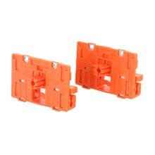 2шт стеклоподъемник ремонтные зажимы оконного Регулятора Комплект подъемника для A6 4B0837463B, 125-59010L 125-590009R левый и правый